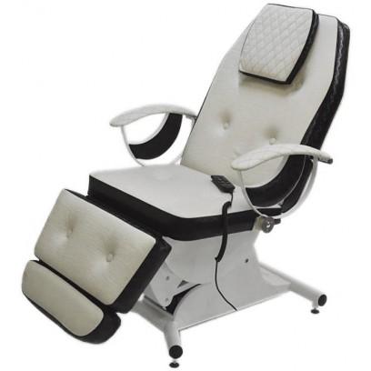 """Косметологическое кресло """"Надин"""" 2 электромотора (ножка)"""